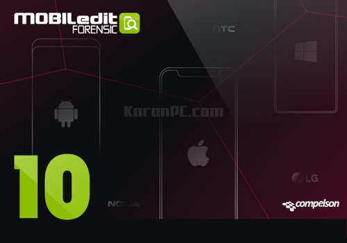 Download MOBILedit Forensic 10 Full