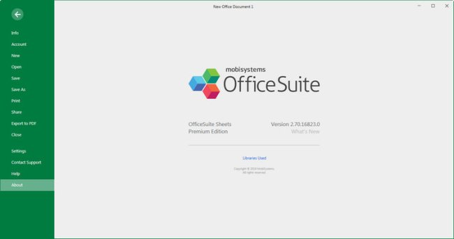 MobiSystems OfficeSuite Full Download