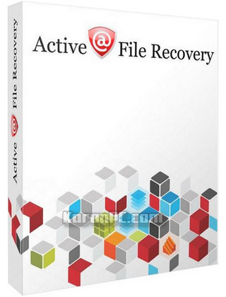 active file recovery 18.0.8