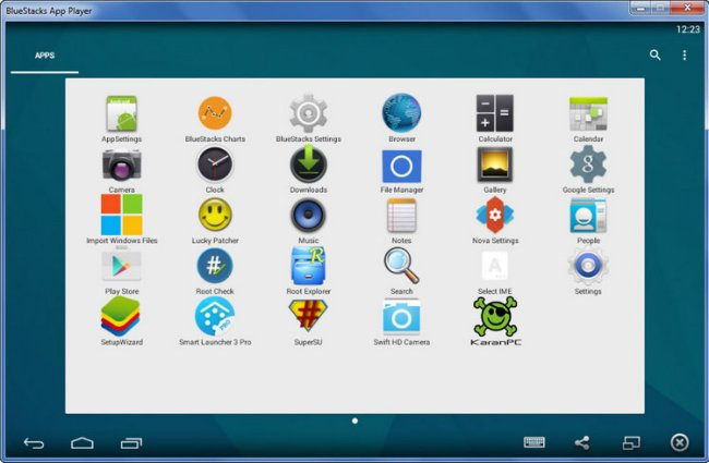 BlueStacks App Player Offline Installer Download