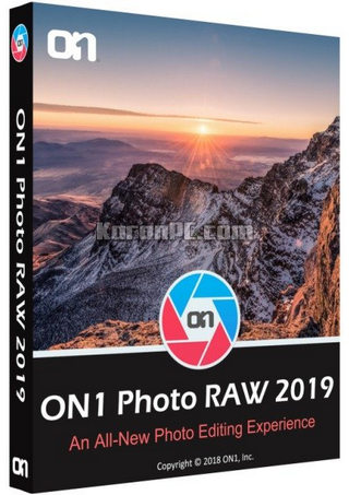 ON1 Photo RAW 2019 Free Download