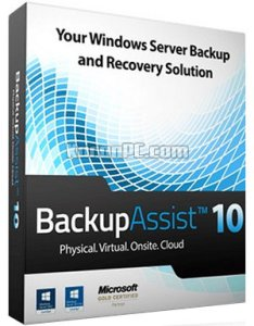 Download BackupAssist 10 Full