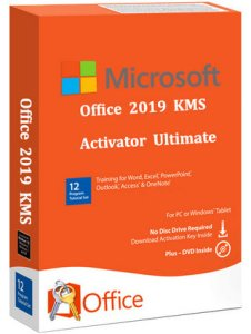 Download Office 2019 KMS Activator Ultimate Free