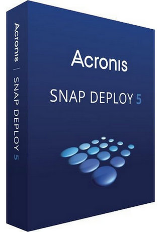 Acronis Snap Deploy 5 Free Download