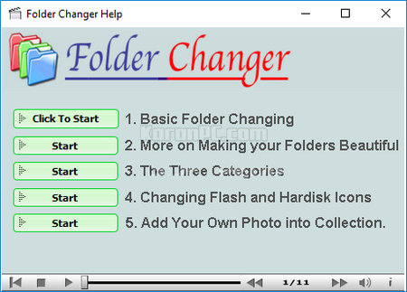 Folder Changer Full Version