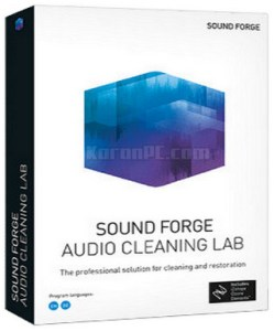Download MAGIX SOUND FORGE Audio Cleaning Lab Full