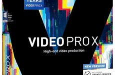 MAGIX Video Pro X10 16.0.2.317 Free Download