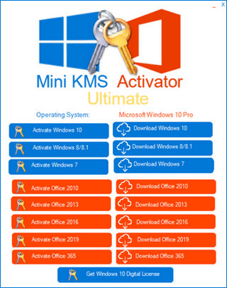 Mini KMS Activator Ultimate Download Free