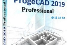 ProgeCAD 2019 Professional 19.0.10.14 Free Download