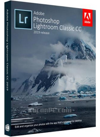 Adobe Photoshop Lightroom Classic CC 2019