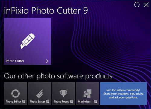 InPixio Photo Cutter 9.1.7026.29784 + Portable