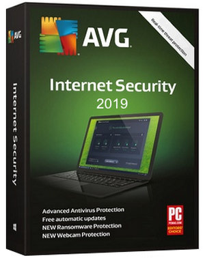 Download AVG Internet Security 2019