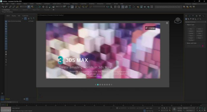 Autodesk 3ds Max 2020 Free