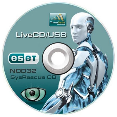 Download ESET SysRescue Live CD
