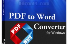 Lighten PDF to Word Converter 6.2.1 Free Download