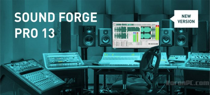 MAGIX Sound Forge 13 Full Pro