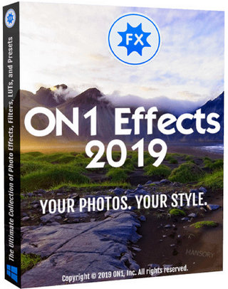 Download ON1 Effects 2019 Full