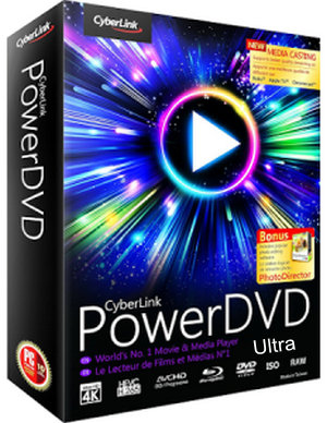 Download CyberLink PowerDVD 19 Ultra Full