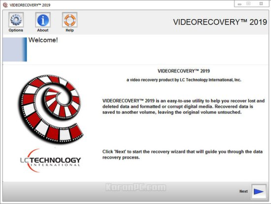 VIDEORECOVERY 2020 Full Version