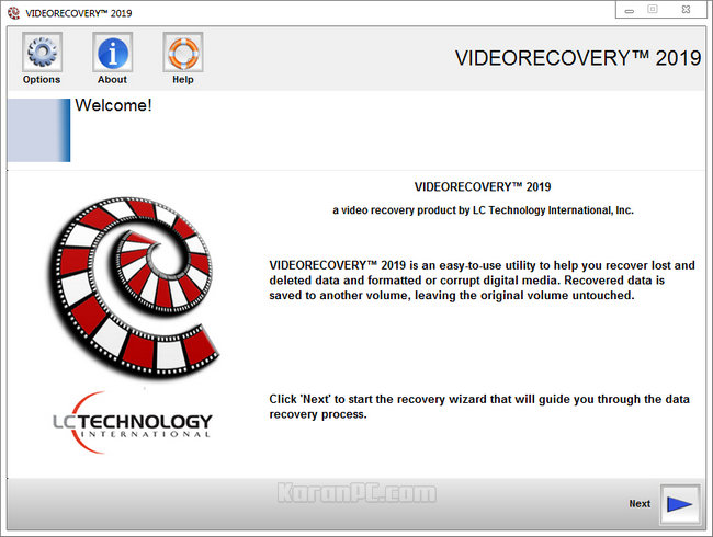 VIDEORECOVERY 2019 Full Version