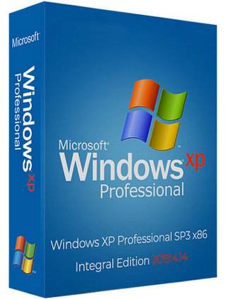 Windows XP Professional SP3 x86 - Integral Edition [April-2019]