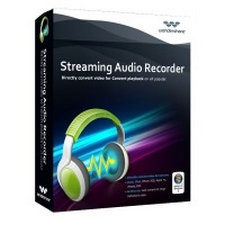 Download Wondershare Streaming Audio Recorder Full