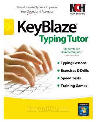 Download NCH KeyBlaze Typing Tutor Plus Full