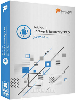 Download Paragon Backup & Recovery PRO Full