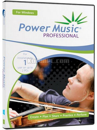 Download Power Music Professional Full