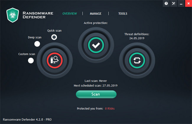 ShieldApps Ransomware Defender Pro Version Key