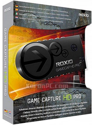 Download Roxio Game Capture HD PRO Full