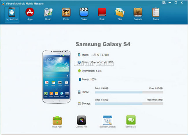 Vibosoft Android Mobile Manager Full