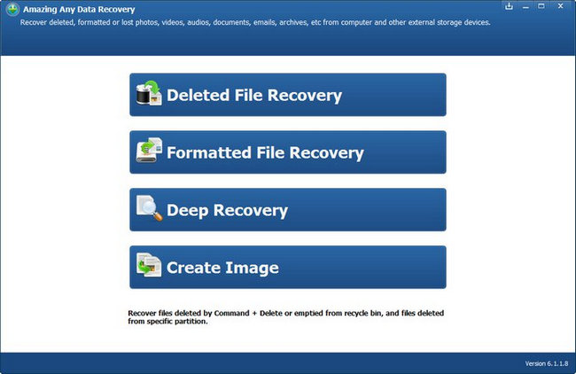 Amazing Any Data Recovery Full Version