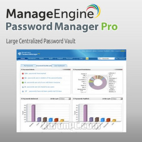 Download ManageEngine Password Manager Pro Software
