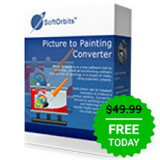Download SoftOrbits Picture to Painting Converter