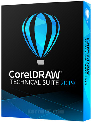 Download CorelDRAW Technical Suite 2019 Full