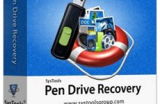 SysTools Pen Drive Recovery 9.0.0.0 Free Download