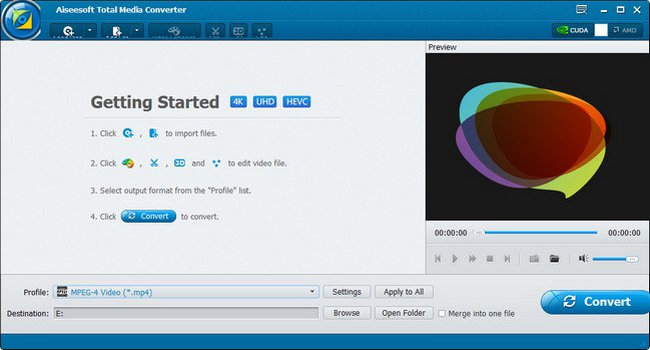 Aiseesoft Total Media Converter Full Version
