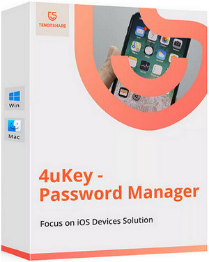 Download Tenorshare 4uKey Password Manager Full