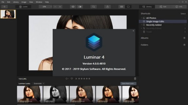 Luminar 4 for PC