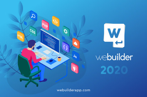 WeBuilder 2020 Full Version