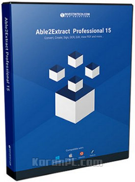 Able2Extract 15 Professional