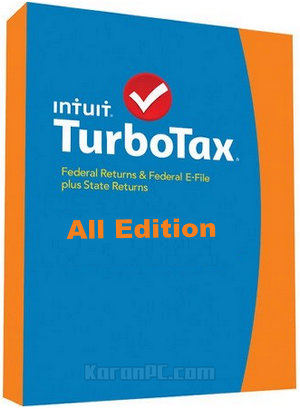 Download Intuit TurboTax All Editions 2019
