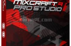Acoustica Mixcraft Pro Studio 9.0 Build 458 Free Download