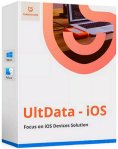 Tenorshare UltData for iOS 8.7.4.1 Free Download