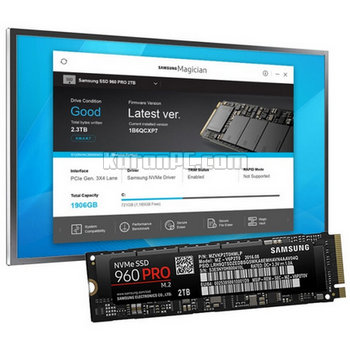 Download Samsung NVMe Driver for PC