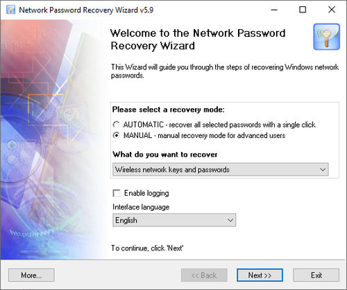 Passcape Network Password Recovery Wizard Full