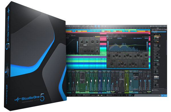 PreSonus Studio One Professional 5 Full Version