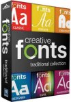 Summitsoft Creative Fonts Collection 2020.1 [Latest]