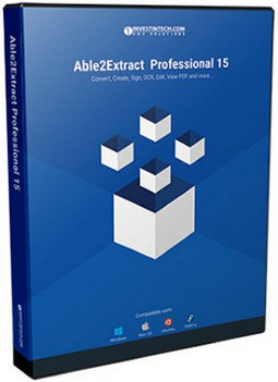 Able2Extract Professional 16